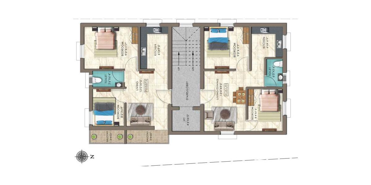 Plans Raaghav Rams-05