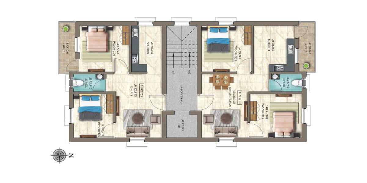 Plans Raaghav Rams-06