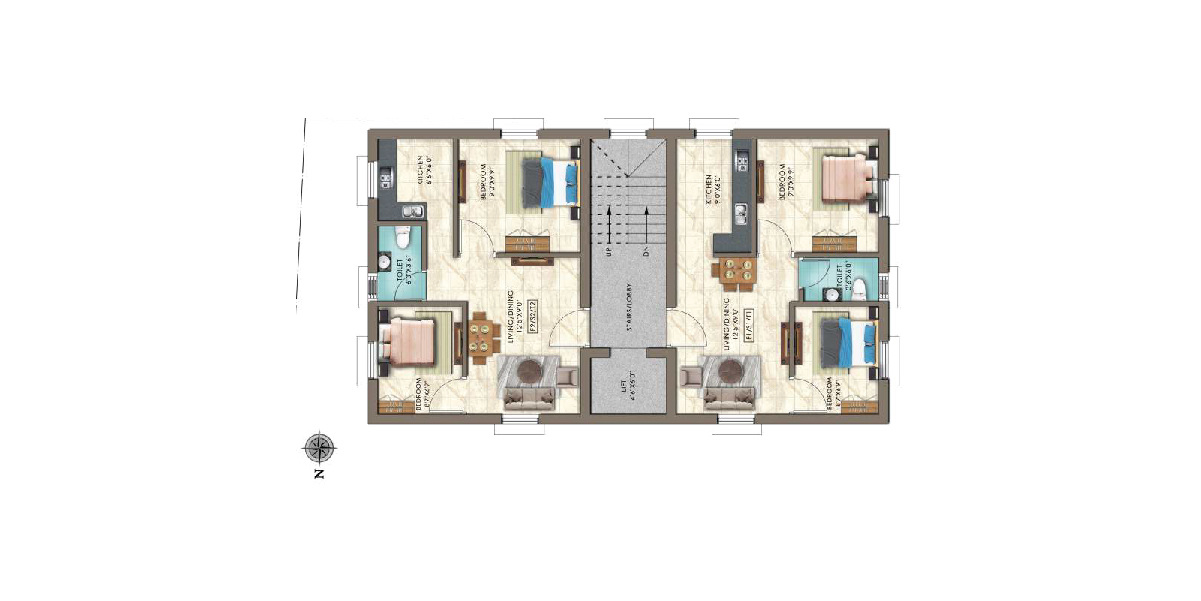 Plans Raaghav Rams-23