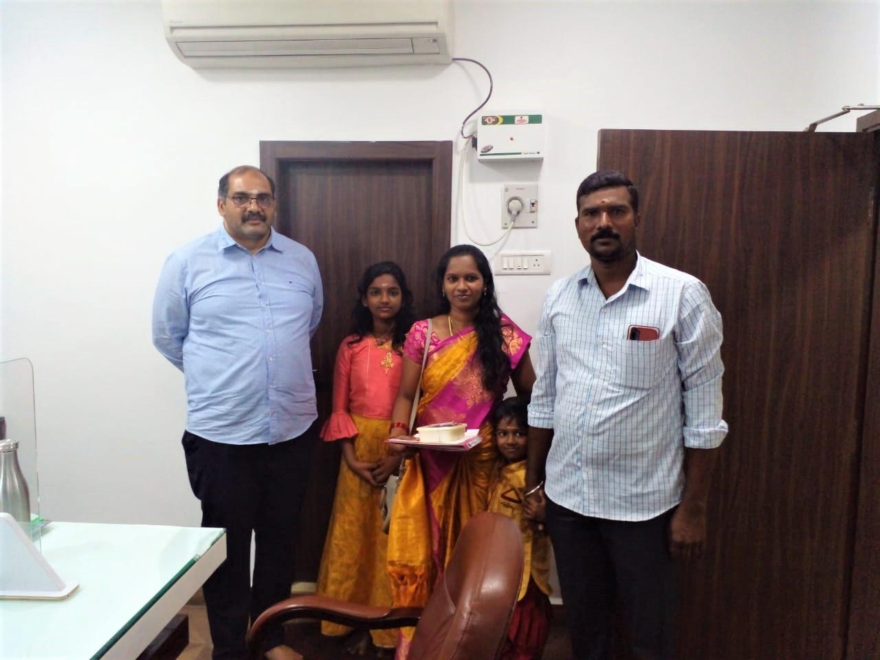 Indigo - S2 - Mr. S. HARIKUMAR Mrs.H. Thilagavathi